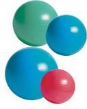 GYM Ball 55cm Coretec + HUSTILKA