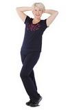 kalhoty Draps 4327