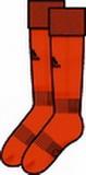 štulpny Adidas Milano Sock