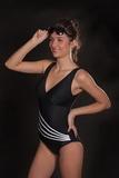 dámské jednodílné plavky Jane 3P016