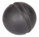kriketový míček Athletic 150g - atletický, gumový