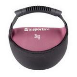 Neoprenová činka inSPORTline Bell-bag 3 kg