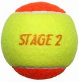dětské tenisové míče Stage 2 Orange