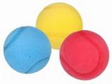 míček na soft tenis molitanový Sedco