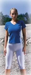 186 kalhoty Capri Gina - zvětšit obrázek