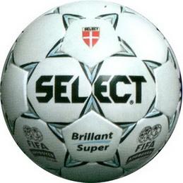 míč Select Brillant FIFA Aproved - zvětšit obrázek