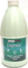 masážní emulze Emspoma - zvětšit obrázek