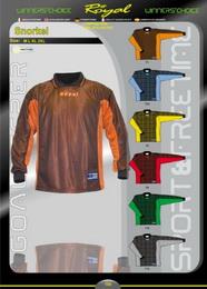 brankářský dres Royal Snorkel - zvětšit obrázek