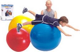 gymnastický míč Gymnic classic Plus 75cm - zvětšit obrázek