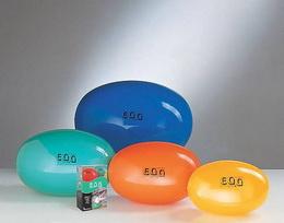 Eggball 45x65cm Ledragomma - zvětšit obrázek