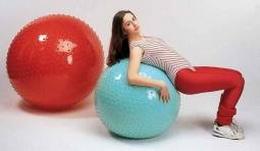 Gymnastický míč Therasensory 65cm Gymnic - zvětšit obrázek