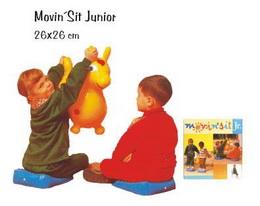Klín MOVIN Sit Gymnic Junior - zvětšit obrázek
