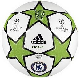 míč Adidas Chelsea Finale Ball - zvětšit obrázek