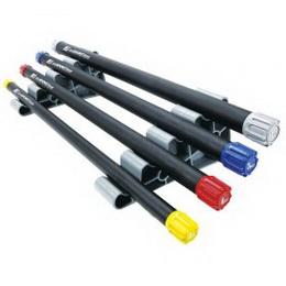 Set tyčí inSPORTline aerobic 3 - 6 kg - zvětšit obrázek