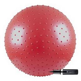 Gymnastický a masážní míč 75 cm  - zvětšit obrázek
