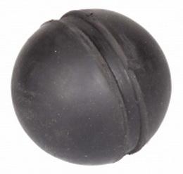 kriketový míček Athletic 150g - atletický, gumový - zvětšit obrázek