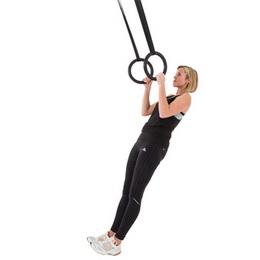 Gymnastické kruhy inSPORTline CF020 - zvětšit obrázek