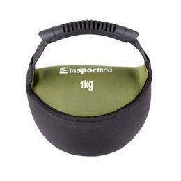 Neoprenová činka inSPORTline Bell-bag 1 kg - zvětšit obrázek