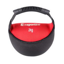 Neoprenová činka inSPORTline Bell-bag 2 kg - zvětšit obrázek