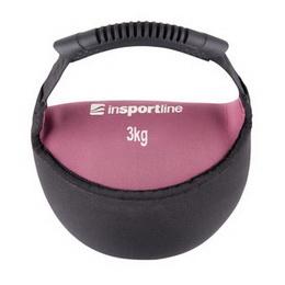 Neoprenová činka inSPORTline Bell-bag 3 kg - zvětšit obrázek