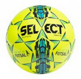 Futsalový míč Select MIMAS žlutý - zvětšit obrázek