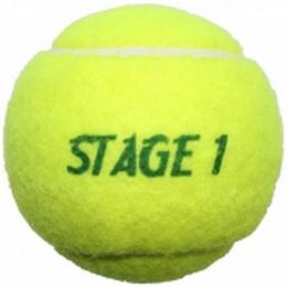 tenisové míče Stage 1 Green - zvětšit obrázek