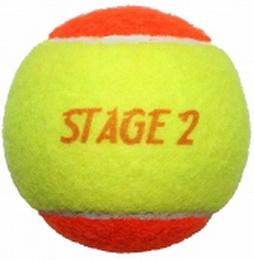 dětské tenisové míče Stage 2 Orange - zvětšit obrázek
