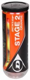 tenisové míče Dunlop Stage 2 Orange Mini - zvětšit obrázek