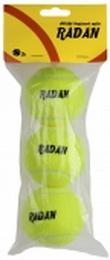 tenisové míče Radan - zvětšit obrázek