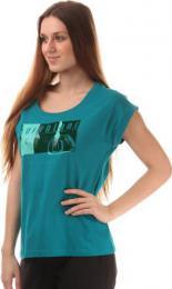 triko Nordblanc NBSLT6229 CHEEK zelený smaragd - zvětšit obrázek