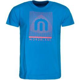 pánské triko Nordblanc GRID NBSMT6211 - zvětšit obrázek