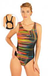 Jednodílné sportovní plavky Litex 52490 - zvětšit obrázek