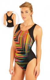 Jednodílné sportovní plavky Litex 52491 - zvětšit obrázek