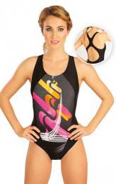 Jednodílné sportovní plavky Litex 52498 - zvětšit obrázek