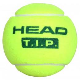 T.I.P. Green tenisové míče, středně tvrdé  - zvětšit obrázek
