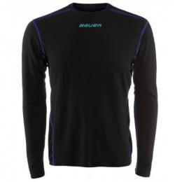 triko s dlouhým rukávem Bauer Basics BL LS Top S17 SR - zvětšit obrázek