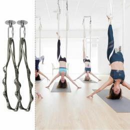Yoga Hammock síť pro jógu - zvětšit obrázek