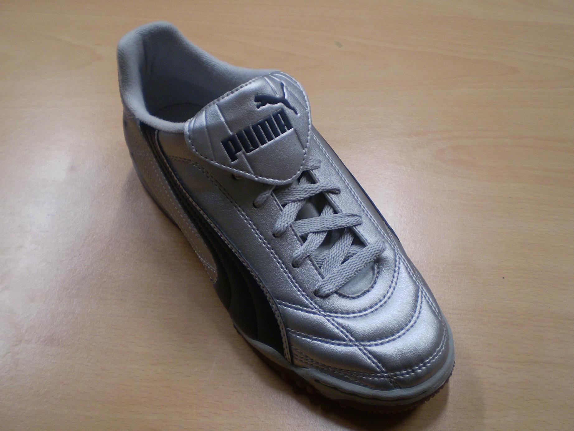 sálová obuv Puma Jr - prima-sport.cz 30093f66b9b